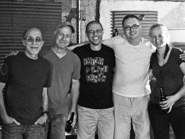 Chris Becker, Rare Birds, Alisha Pattillo, Alisha's Quartet, Rock Romano (engineer) Paul Chester (guitar) Richard Cholakian (drums) David Craig (Bass) Alisha Pattillo (sax)
