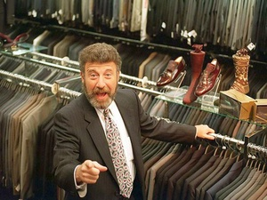 News_Men's Wearhouse_George Zimmer