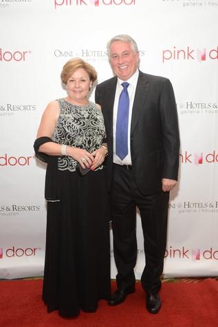 11 Terry and Ray Larson at the Pink Door Gala November 2014