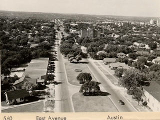 East Avenue in Austin