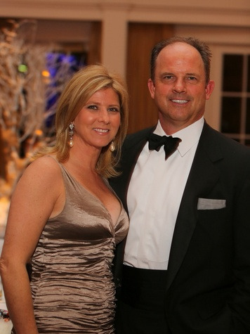 15 Kristin and Robert Gauntt at the Trees of Hope Gala November 2013