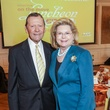 Jack and Judi Johnson at the MS Society luncheon March 2015