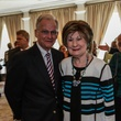 Harry and Cora Sue Mach at the Huffington Center on Aging luncheon October 2014