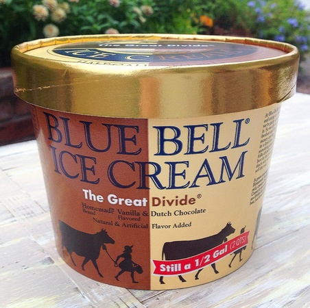 Blue Bell Ice Cream Birthday Cake Flavor
