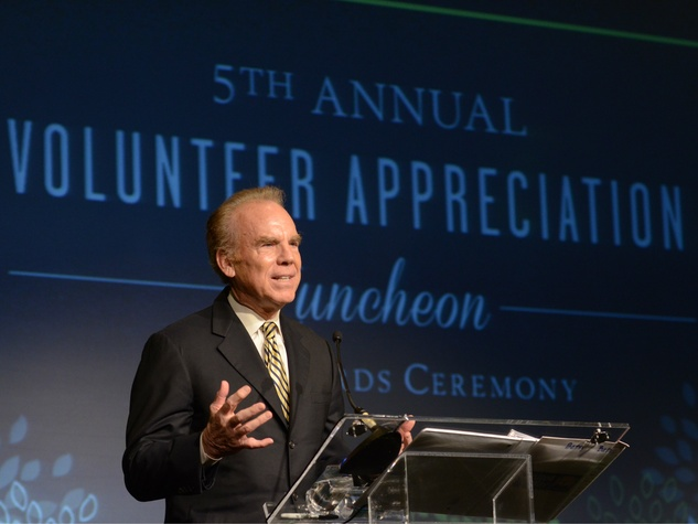 Roger Staubach, United Way Luncheon