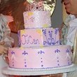 M.D. Anderson event at the Proton Center, Julia Cobb, Pix of the Day, April 2013, cake