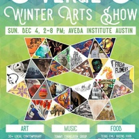 VERGE Local Arts presents VERGE Winter Arts Show