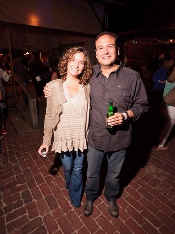 8, Connor Barwin farewell party, April 2013, Lorena Tezcucano, Oscar Aguilar