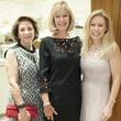 Lydia Novakov, Barbara Babb, Mary Gall, Crystal Charity Ball, Alexander McQueen