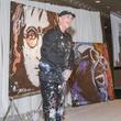 News, Shelby, Citizens for Animal Protection Paint Jam, June 2015, Dan Dunn