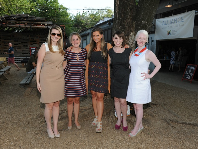 Lauren Ashley, Rebecca Jones, Brittany Dimeff, Jordie Kirkham, Mallory Bassham, DCAC
