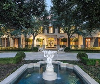 Pickens home, 9434 Alva Ct., Dallas