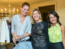 Clifford Pugh: New boutique owners with celeb-friendly clothes get a head start on grand opening with stylish trunk show