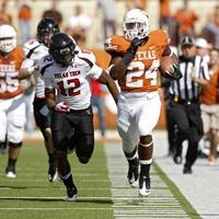 Austin Photo Set: News_Kevin_UT football_tech vs texas_Nov 2011_joe bergeron