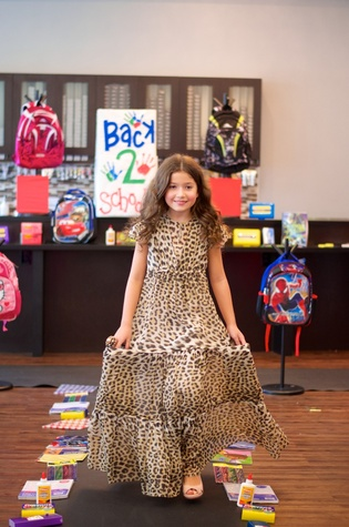 News, Shelby, Crimestoppers Kids Fashion Show, August 2014, Atianas Henderson
