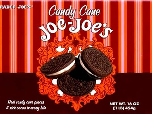 Trader Joe's, peppermint Joe-Joe's