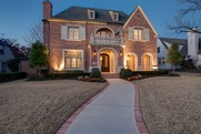 Kari Lehtonen's home at 3230 Bryn Mawr Dr. in Dallas