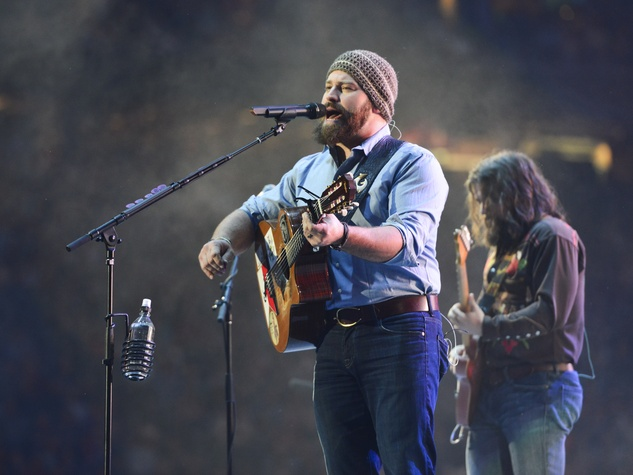 2 Zac Brown Band at RodeoHouston March 2014