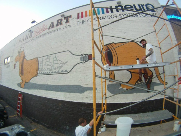 Frank Art Wall Jeremy Fish