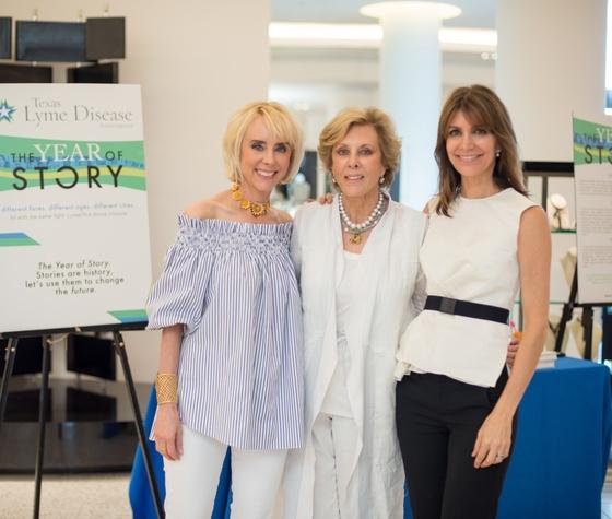 Tootsies, Texas Lyme Disease, 6/16 Joanie Jacomini Herring, Beverly Jacomini, Tiffany Masterson