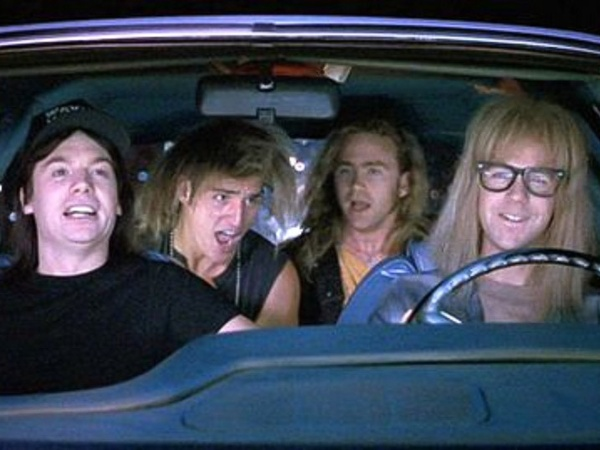 Wayne's World, Bohemian Rhapsody