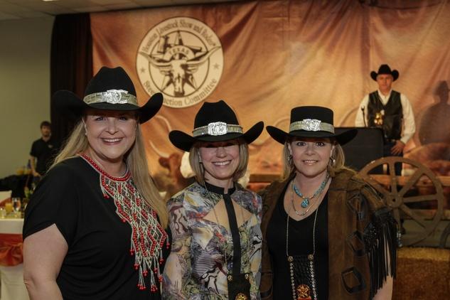 News, Champagne Cowgirls,DeeDee Marsh, Kelli, March 2014gg Ring, Ellie Francisco, March 2014