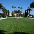 Santa Barbara Polo, September 2012, Montecito home of Sandi and Bill Nicholson, Ferrari, palm trees