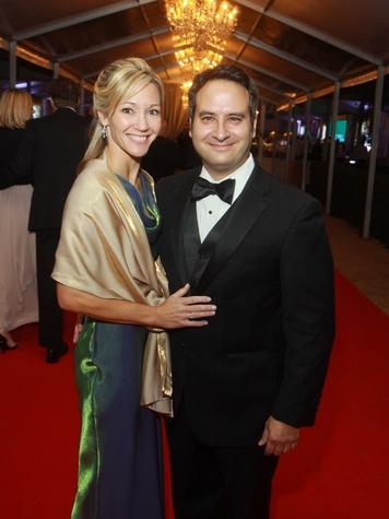 167 Charity and Mark Escott at the Baker Institute 20th Anniversary Gala November 2013