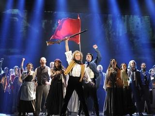 Gexa Energy Broadway at the Hobby Center presents Les Misérables