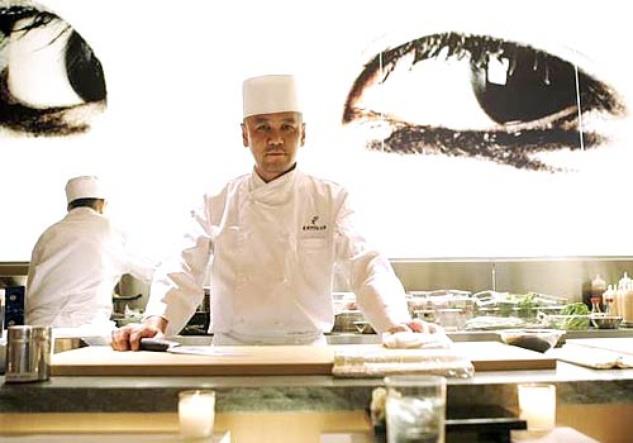 Katsuya chef