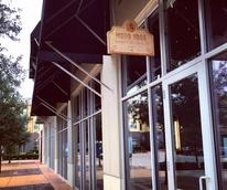 Modo Yoga Austin_Crestview_exterior sign_2015