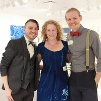 News, Shelby, UH School of Art, April 2015, Seth Lapeyrouse, Caroline Roberts, Thomas Ockrassa
