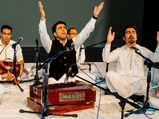 Asia Society Texas Center presents Riyaaz Qawwali