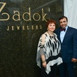 8 Zadok Hublot Party Houston May 2013 Helene Zadok, Dror Zadok