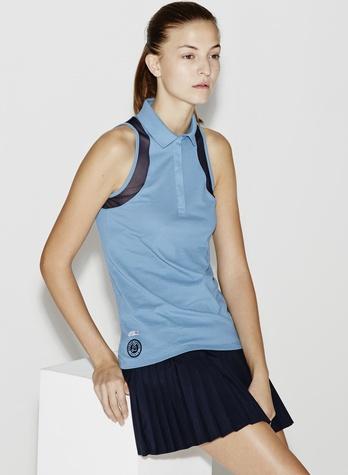 Lacoste Roland Garros tennis collection women