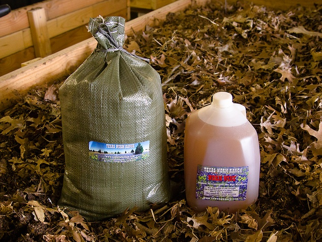 Picture of Texas Worm Ranch Products