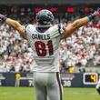 Owen Daniels Texans celebrate