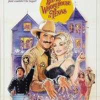 poster for Best Little Whorehouse in Texas