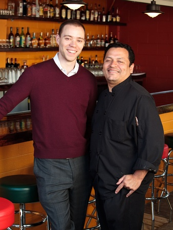 bobby heugel alex padilla ninfas bar menu