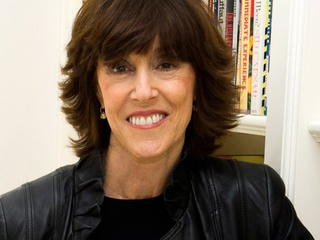 Joe Leydon, Nora Ephron, June 2012