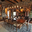 Timber Creek Ranch dining room