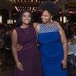 WITS gala 2017: Rukmini Kalamangalam, Deborah Mouton