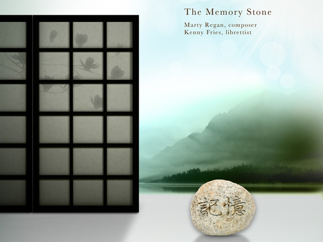 The Memory Stone, poster
