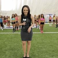 Texans Cheerleaders, Nicole Hickl