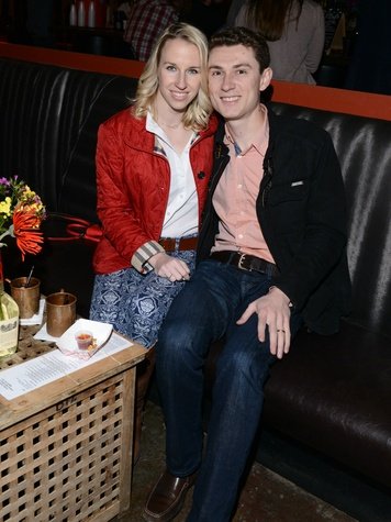 Natalie Wolfe, Ryan Wolfe, RMHD Young Friends Party