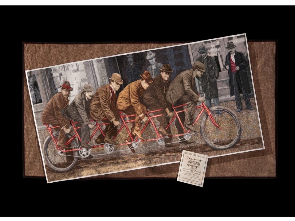 08 Bike Boys International Quilt Festival winners October 2014