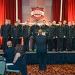 R.C. Slocum dinner, March 2013, Texas A&M Singing Cadets