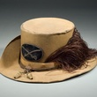 News_HMNS_Civil War_Virginia Cavalry Officers Hardee Hat