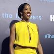 The Leftovers HBO Season 2 red carpet premiere Regina King October 2015