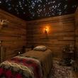 Western sky treatment room at Travaasa Austin spa